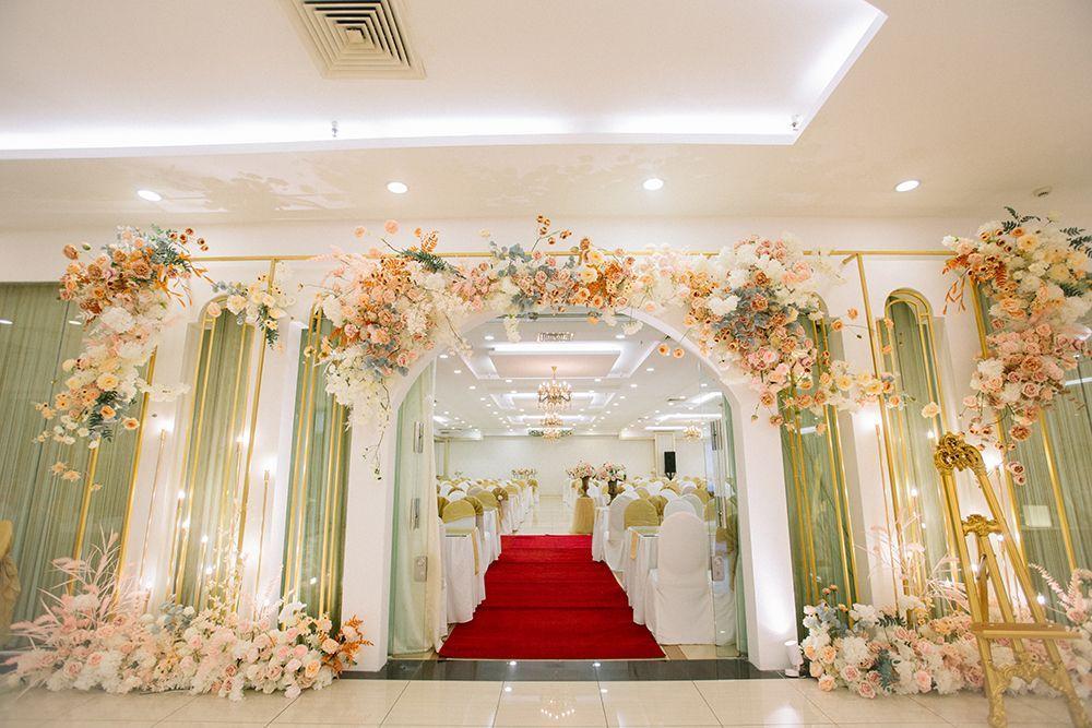Trung tâm tiệc cưới Nguyên Đình Long Biên