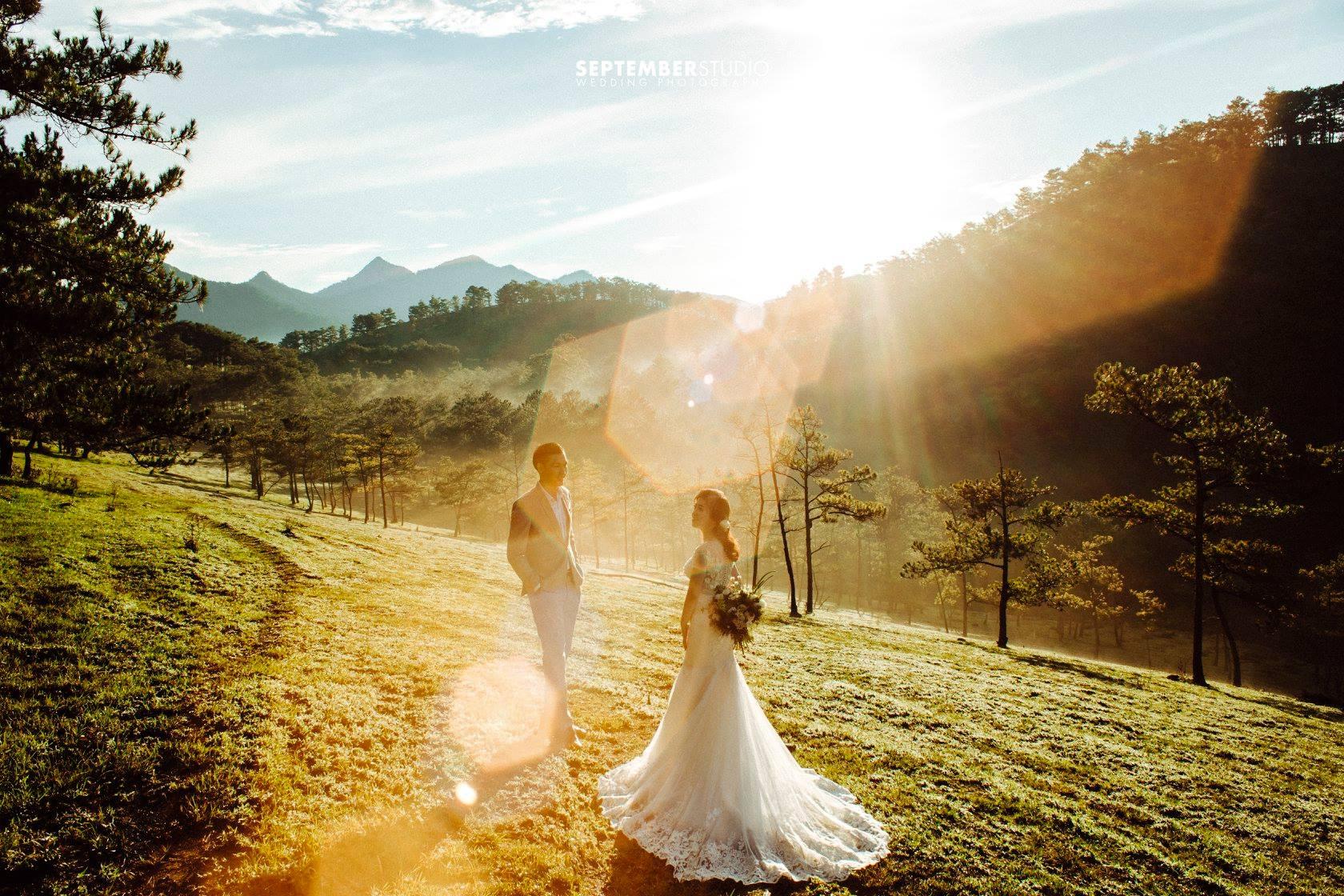 Pre wedding Đà Lạt - Septrmber