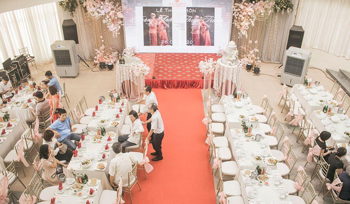 Trung tâm tiệc cưới Nguyên Đình Thanh Xuân