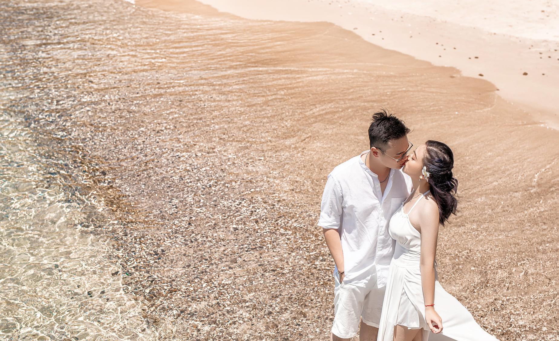 Chụp Hình Cưới Ngoại Cảnh Tại Nha Trang