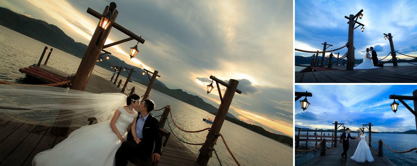 Chụp Ảnh Cưới tại Hòn Tằm Resort