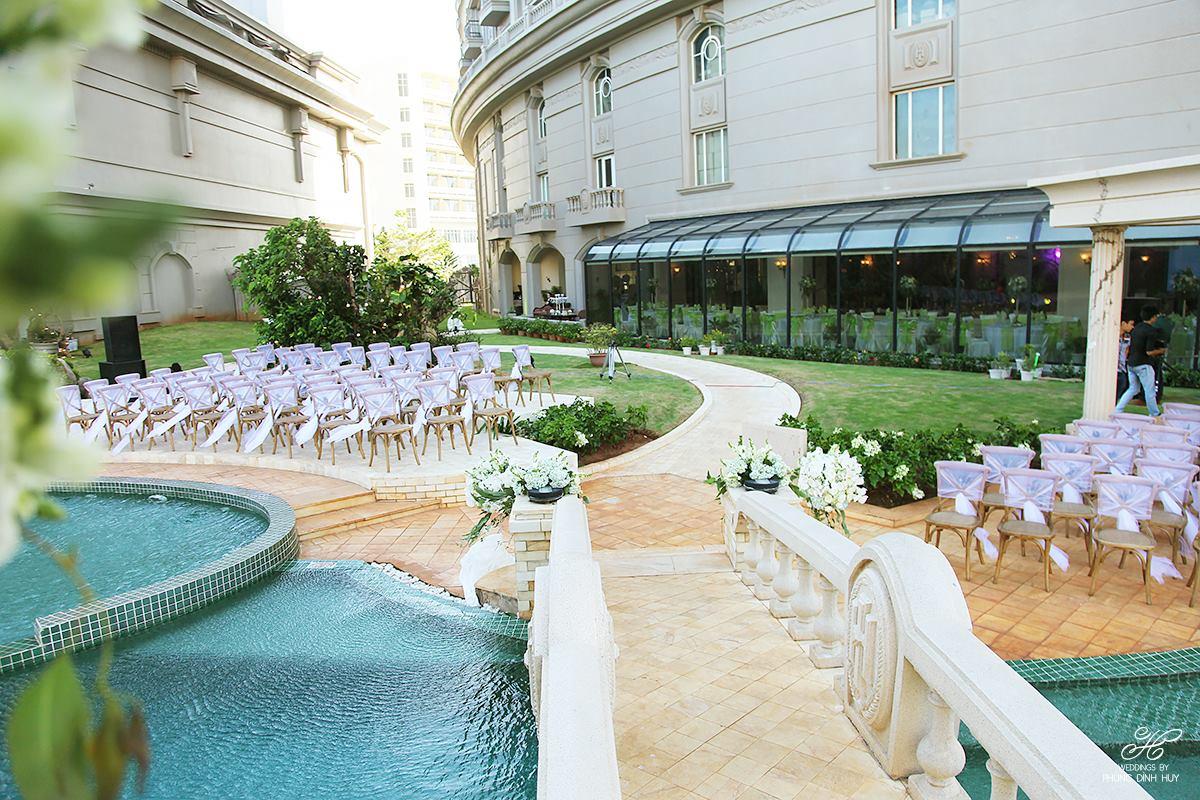 tiệc cưới ở khách sạn imperial vũng tàu