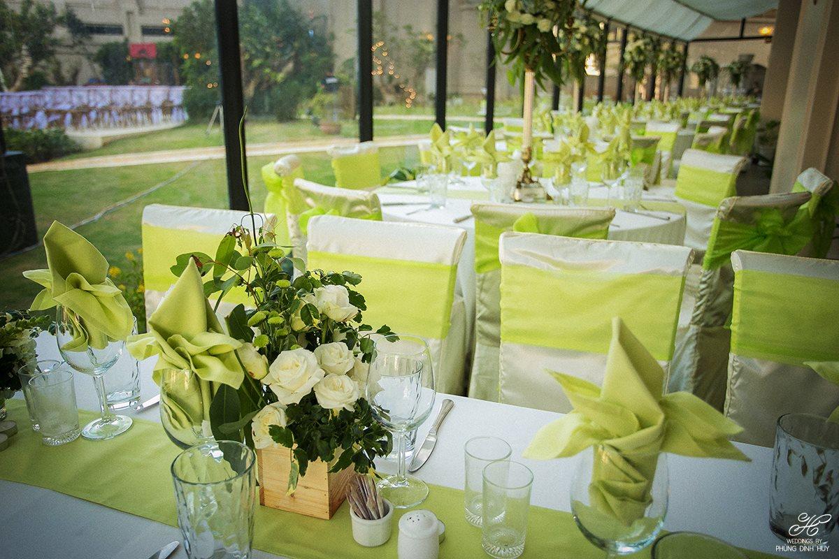 tiệc cưới ở khách sạn imperial vũng tàu 1