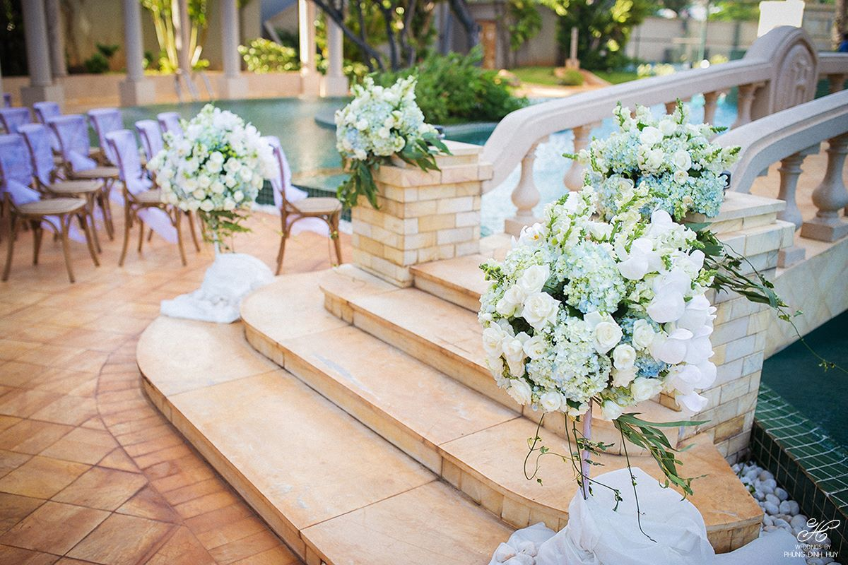 tiệc cưới ở khách sạn imperial vũng tàu 2
