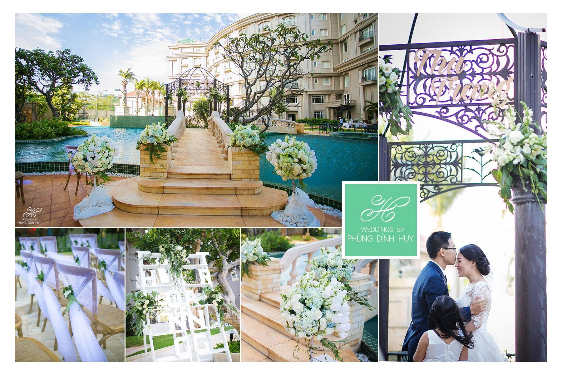 tiệc cưới ở khách sạn imperial vũng tàu 3