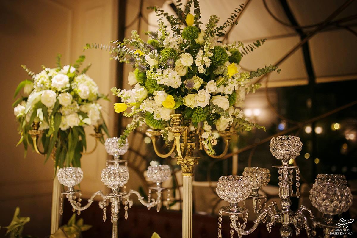 tiệc cưới ở khách sạn imperial vũng tàu 4