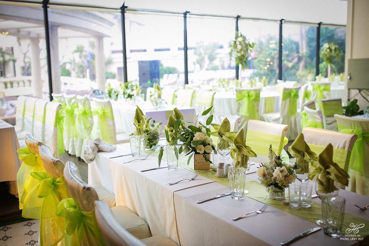 tiệc cưới ở khách sạn imperial vũng tàu 9