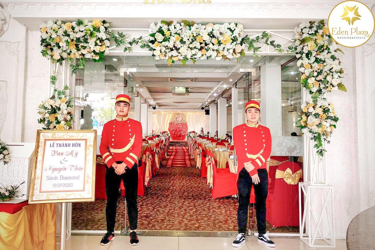 Sảnh tiệc cưới Eden Plaza Thủ Đức 5