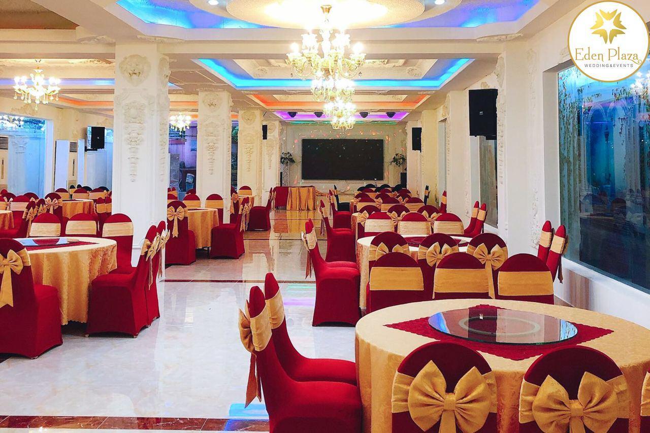 Sảnh tiệc cưới Eden Plaza Thủ Đức 6