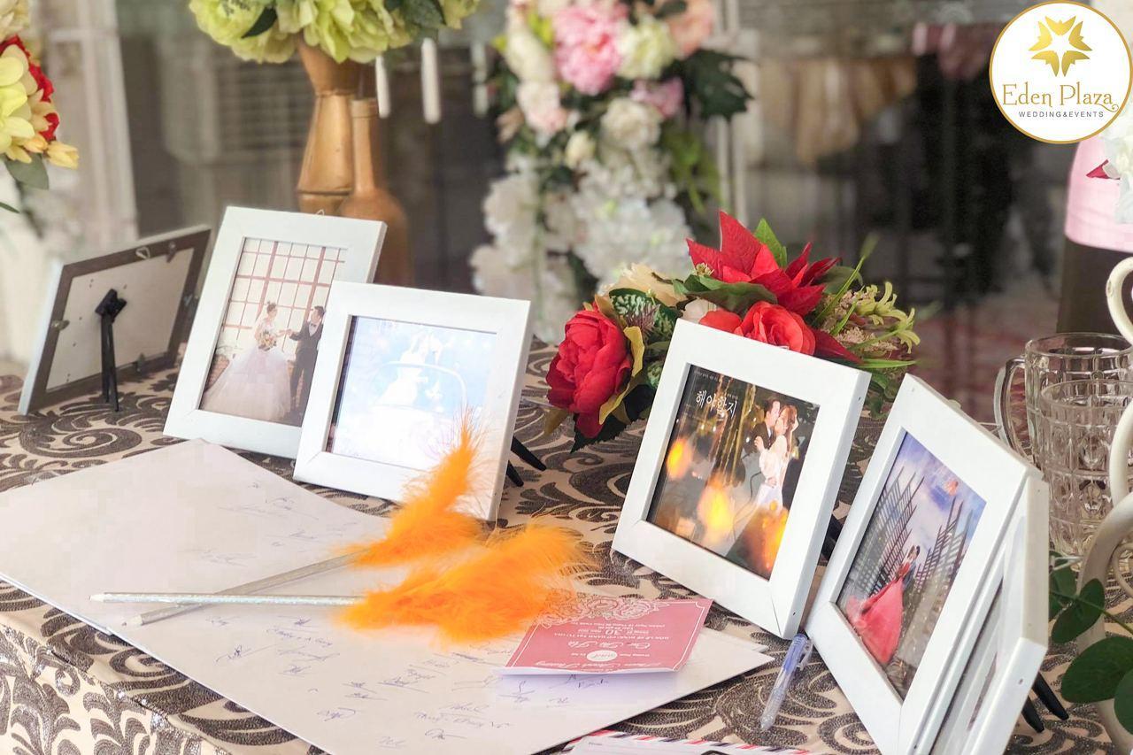 Sảnh tiệc cưới Eden Plaza Thủ Đức 7