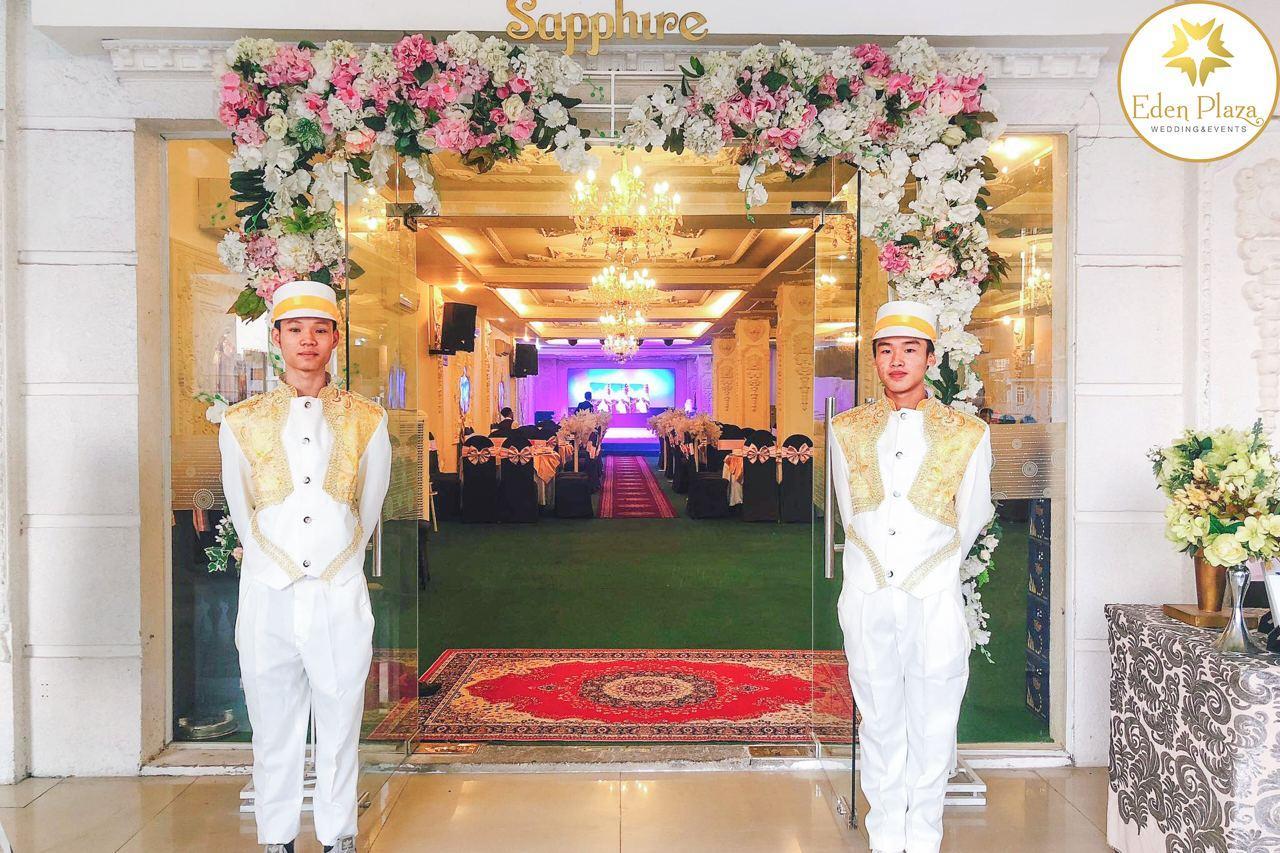 Sảnh tiệc cưới Eden Plaza Thủ Đức 8