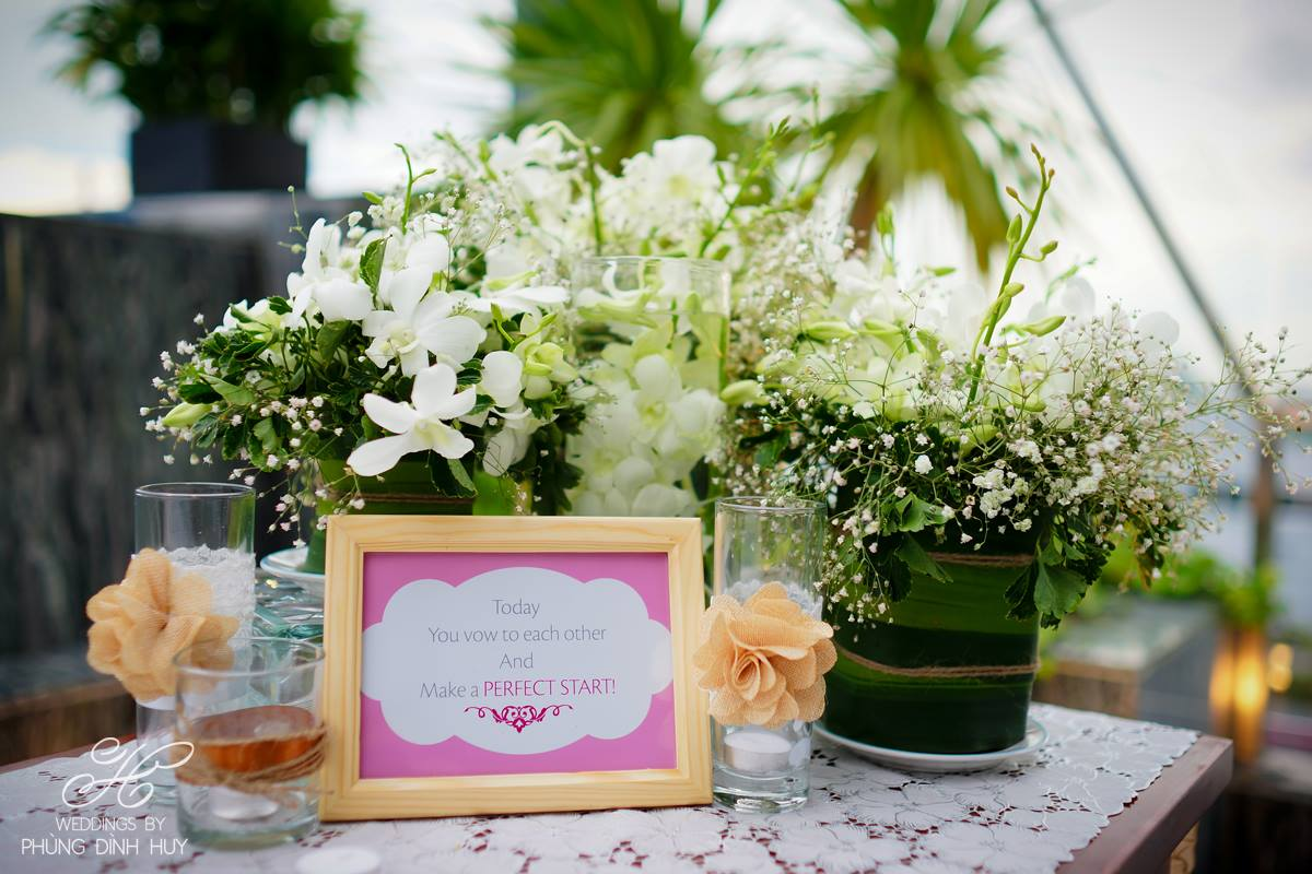 Tiệc Cưới  Ở Kim Đô - Weddings By Phùng Đình Huy 7