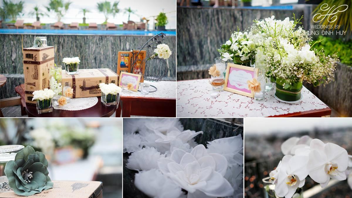 Tiệc Cưới  Ở Kim Đô - Weddings By Phùng Đình Huy 9