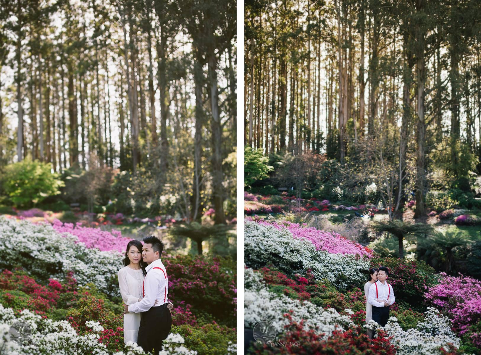 Pre-wedding Phương và Kim