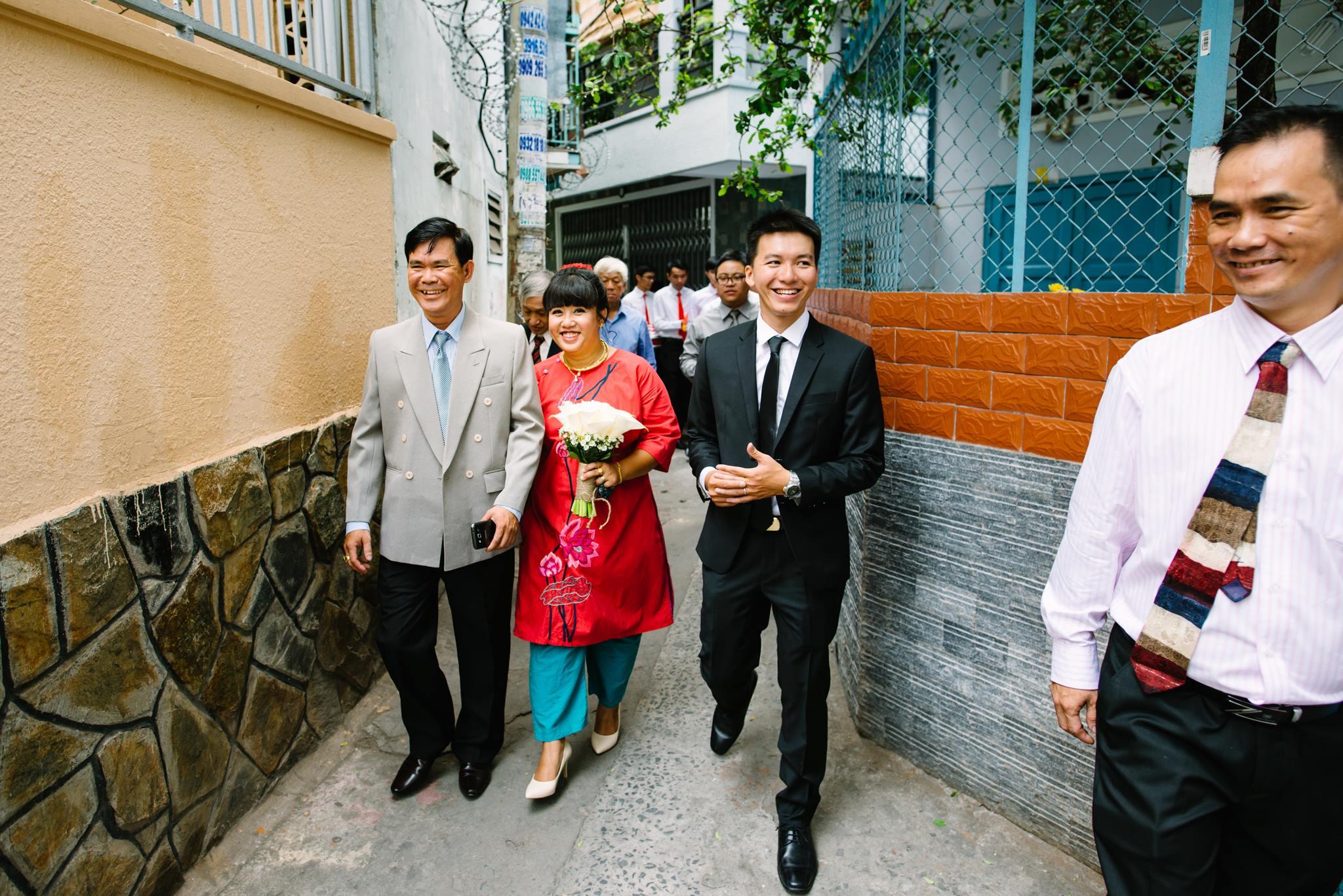 THAI & UYEN   InterContinental wedding
