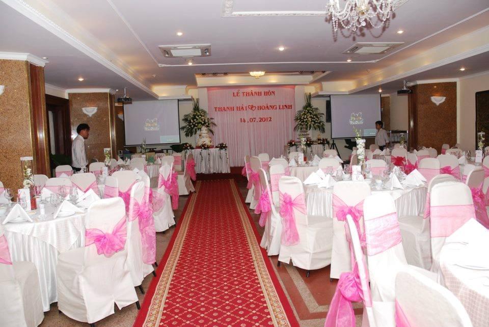 Sảnh tiệc cưới Kim Đô Quận 1