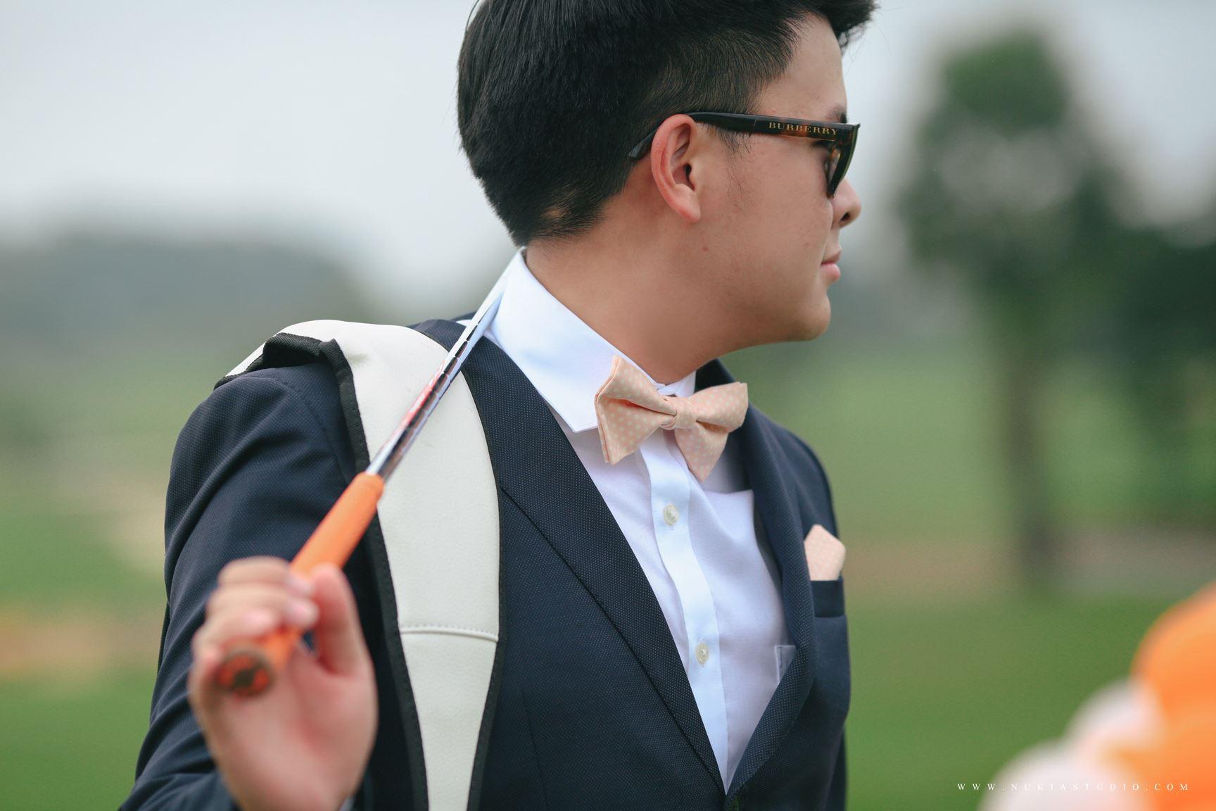 Golf Wedding Inspiration