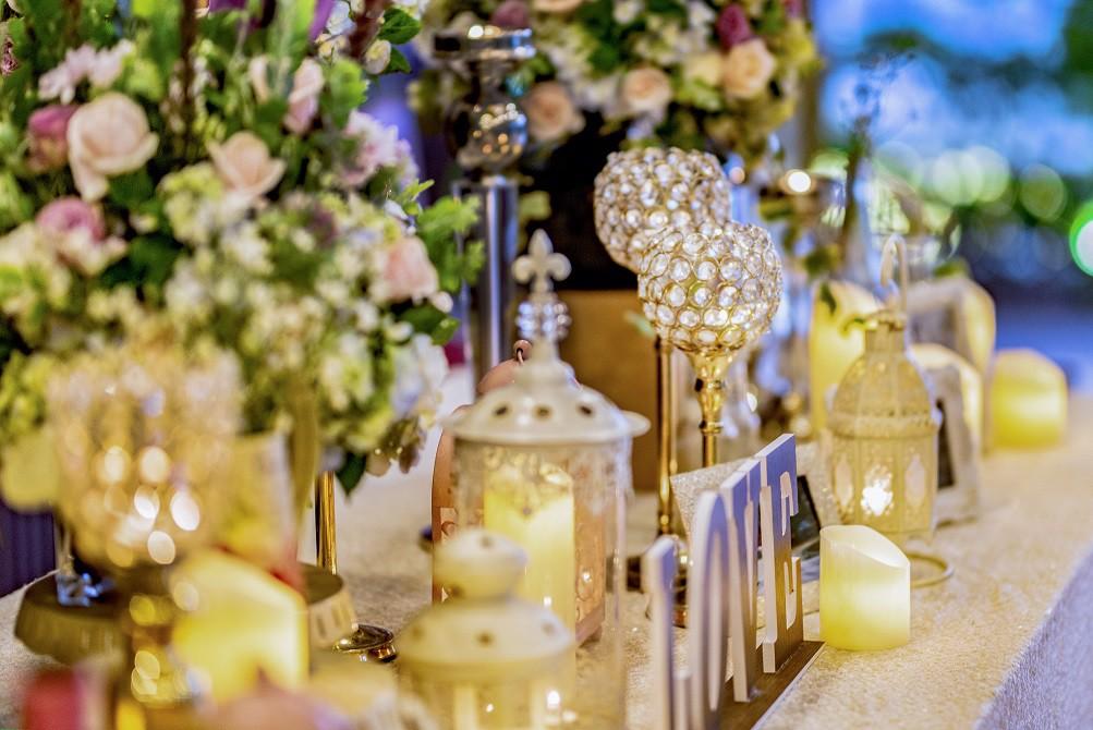 tổ chức tiệc cưới tại Capella Park View