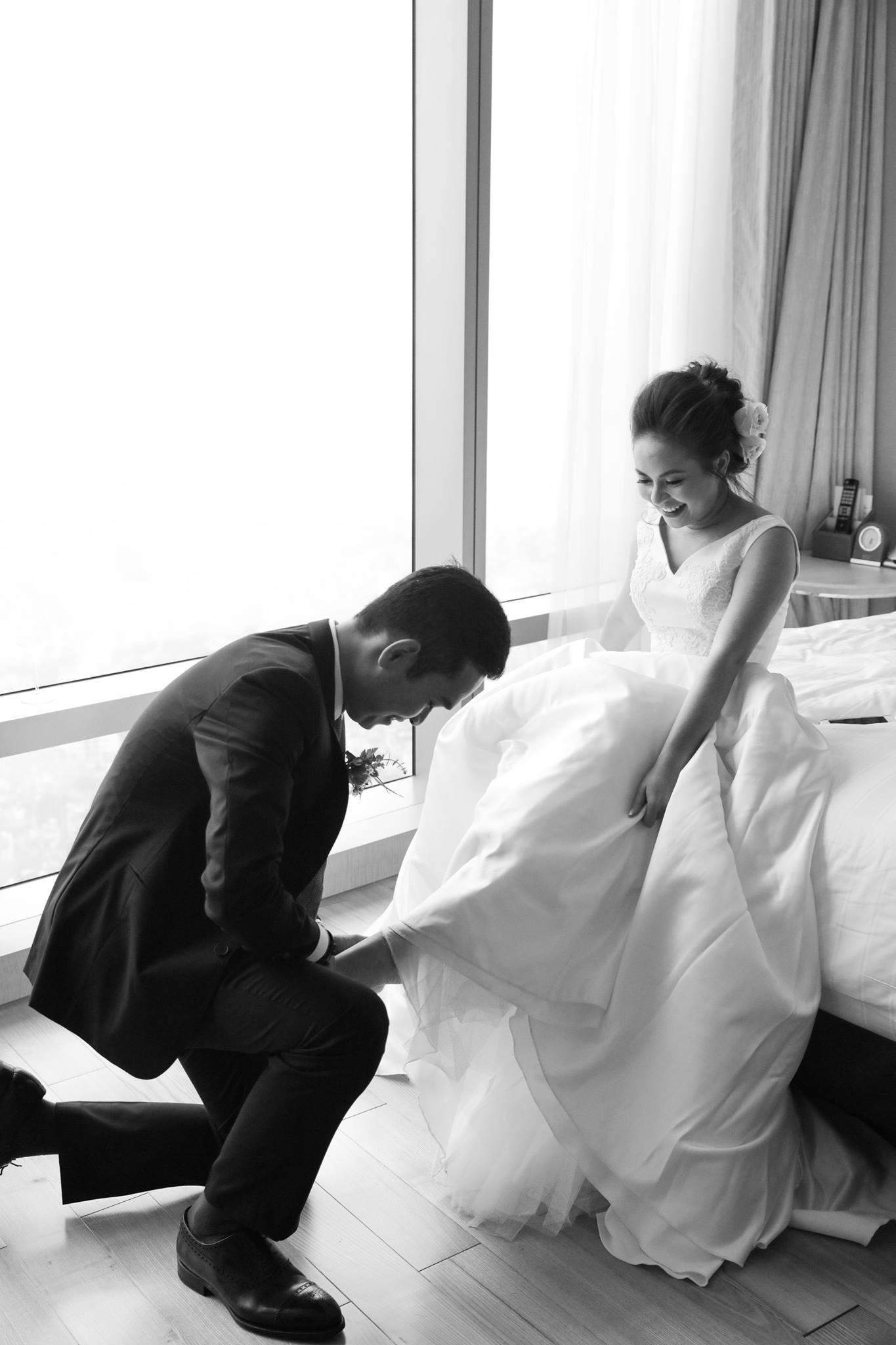 The Wedding | Thơ & Phương