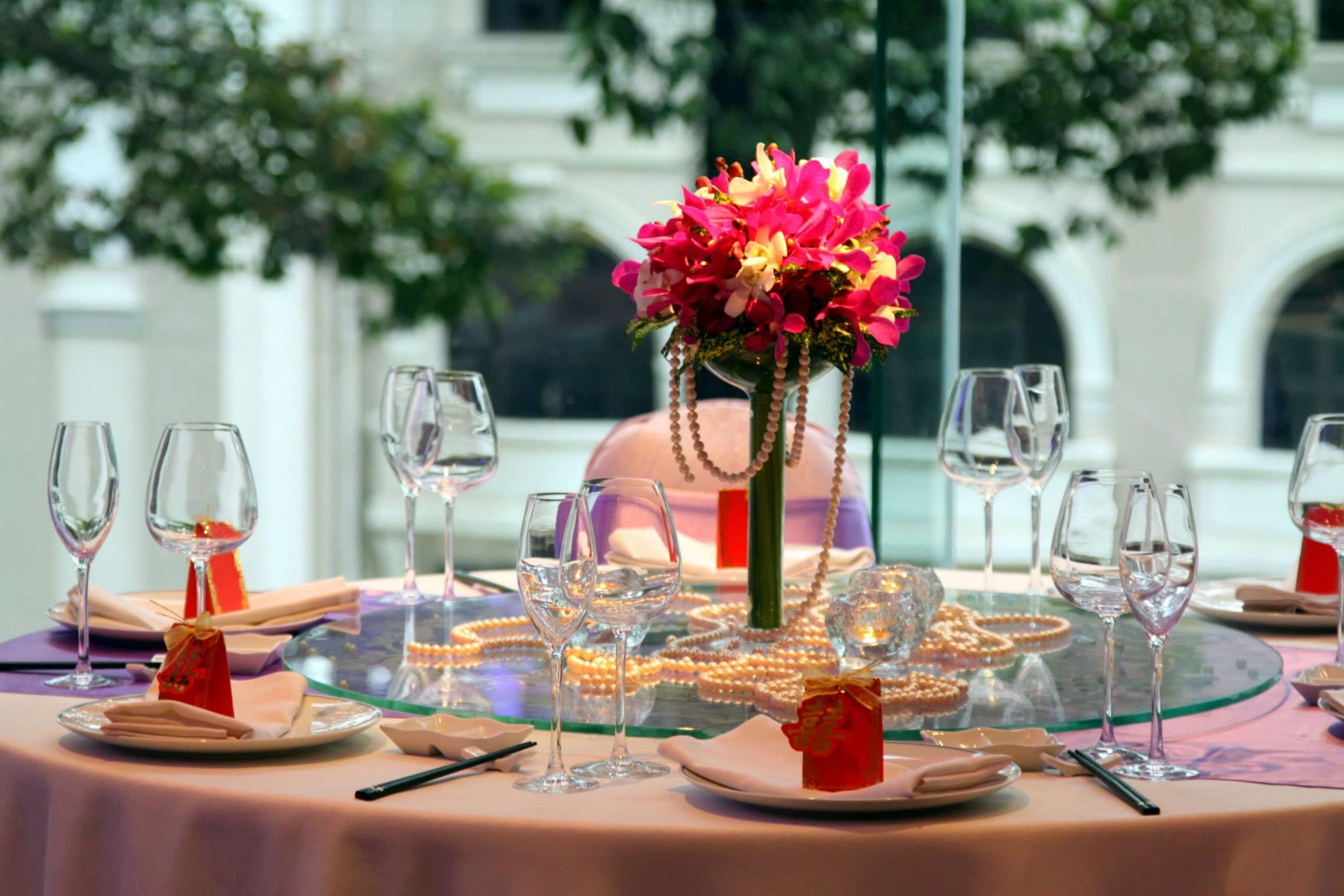 Nhà Hàng Tiệc Cưới Caravelle Hotel - Sảnh tiệc cưới