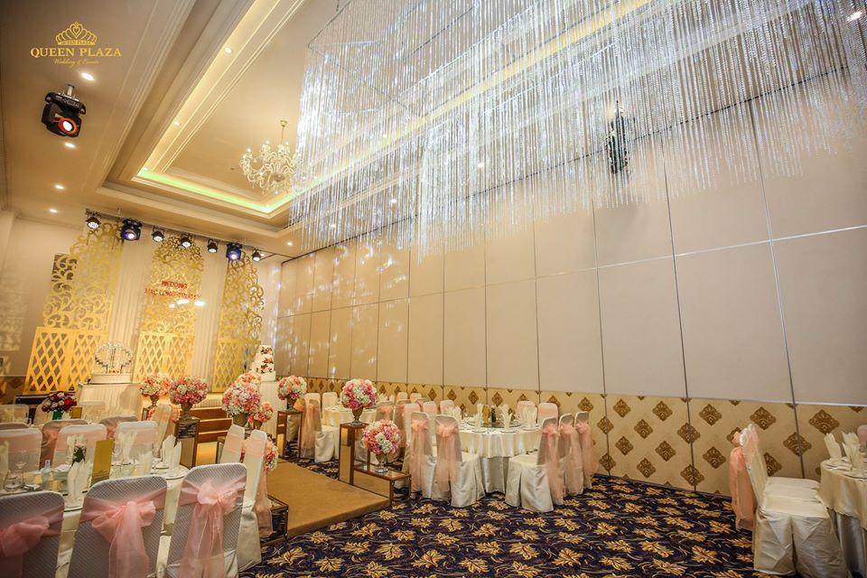 Nhà hàng tiệc cưới Queen Plaza