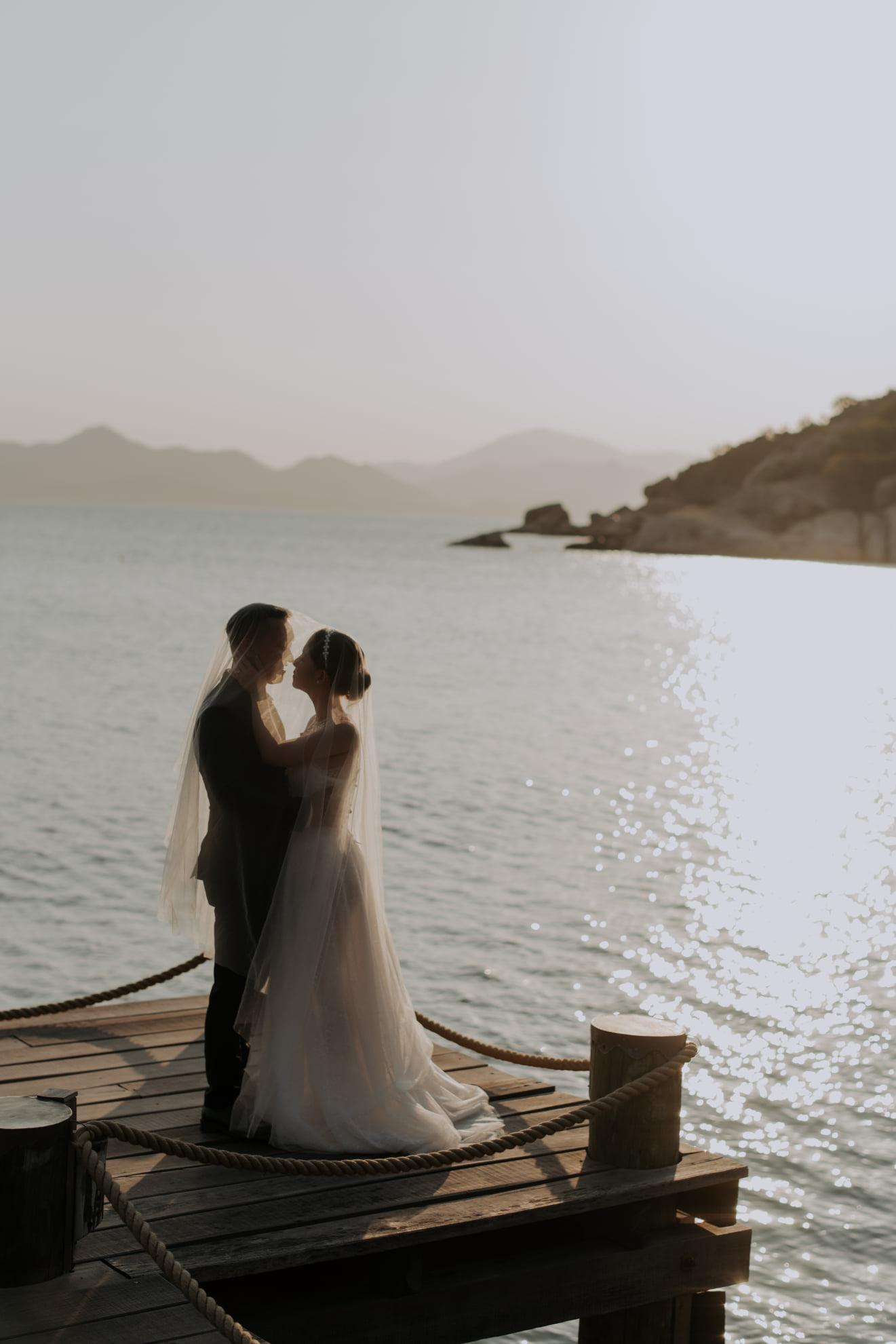 Ryan & Samie - Prewedding In Six Senses