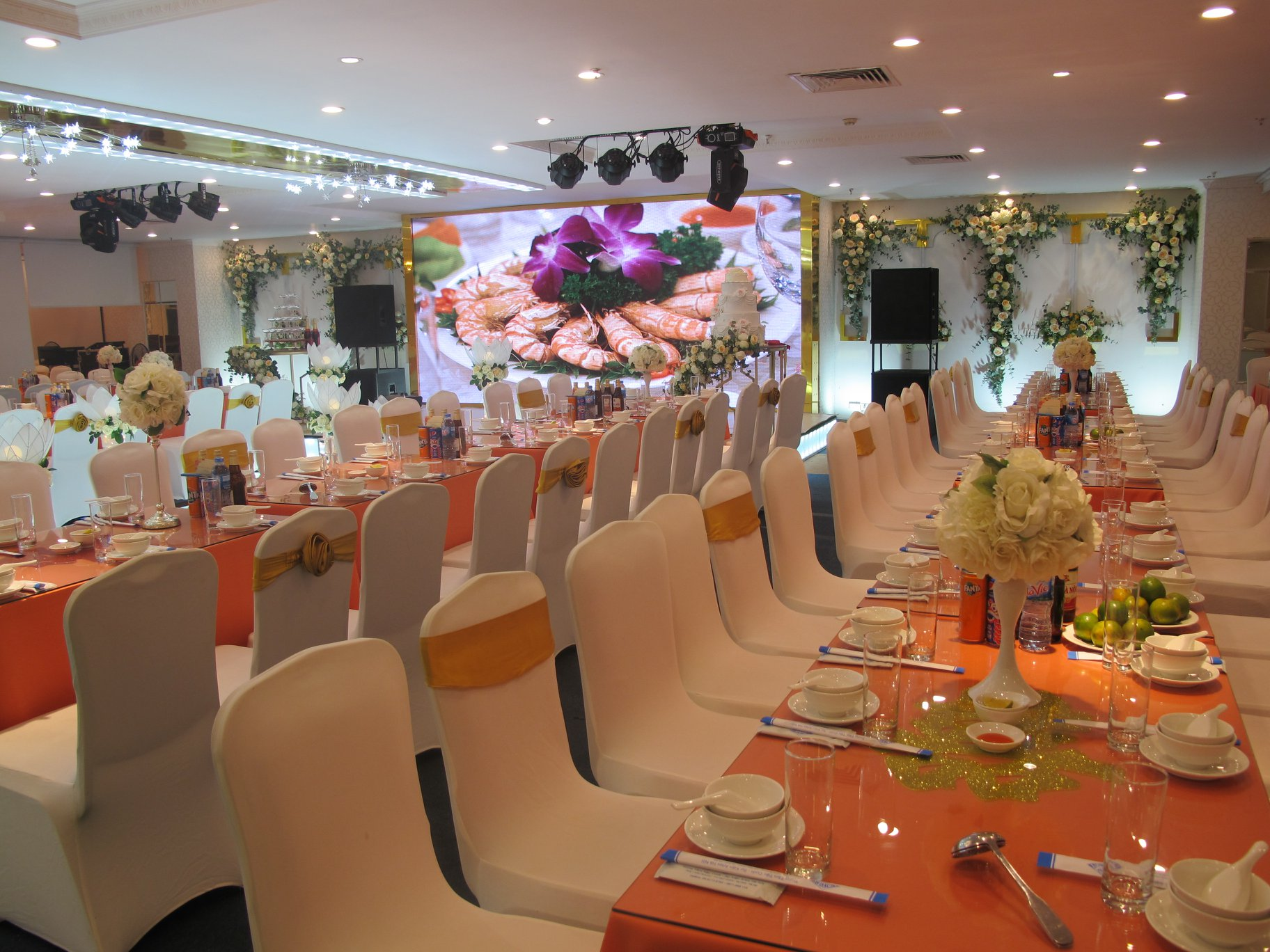 Hội thảo, hội nghị được tổ chức tại Trung tâm sự kiện Artex