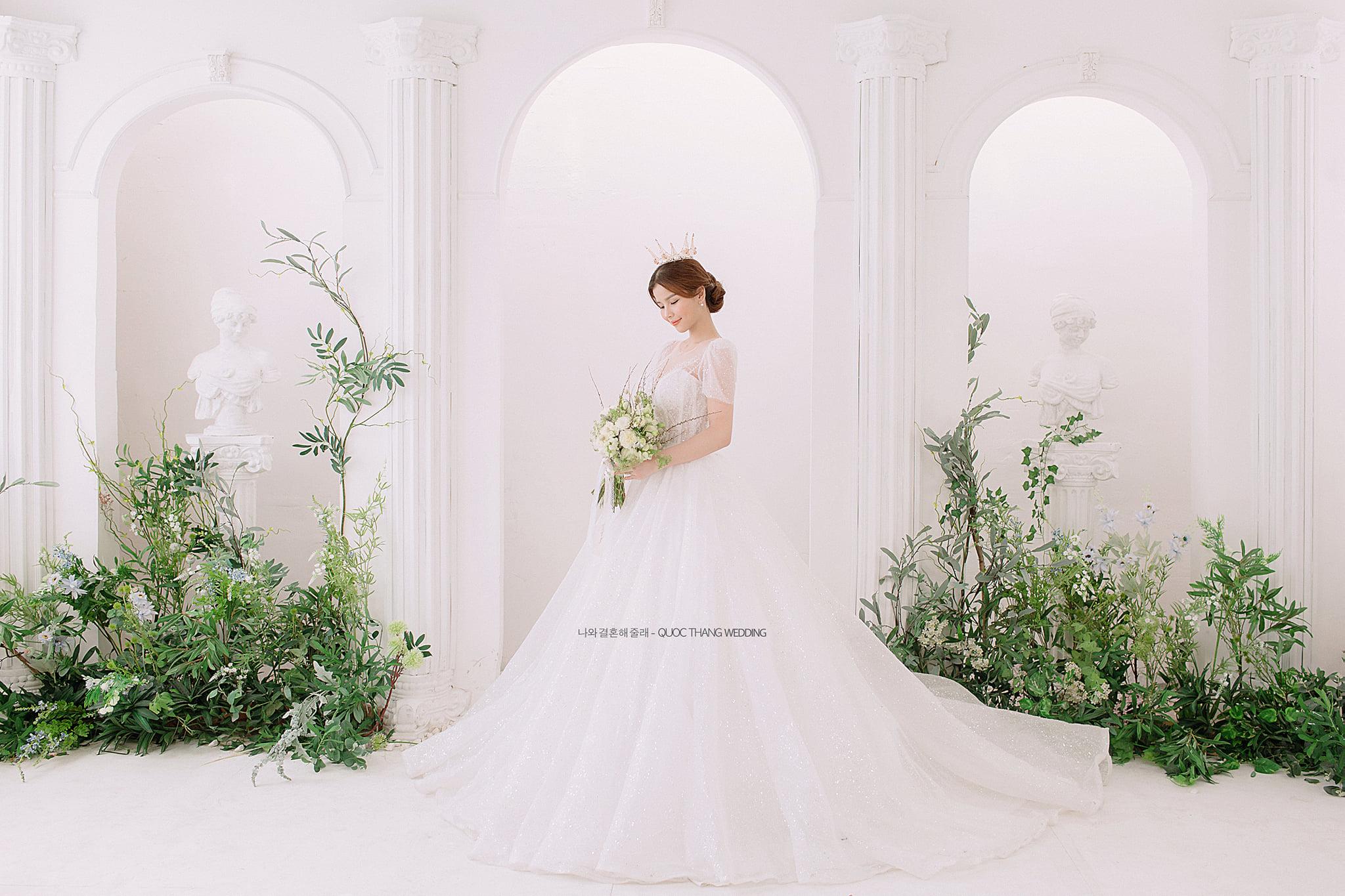 Ảnh Cưới Hàn Quốc - Quốc Thắng Studio