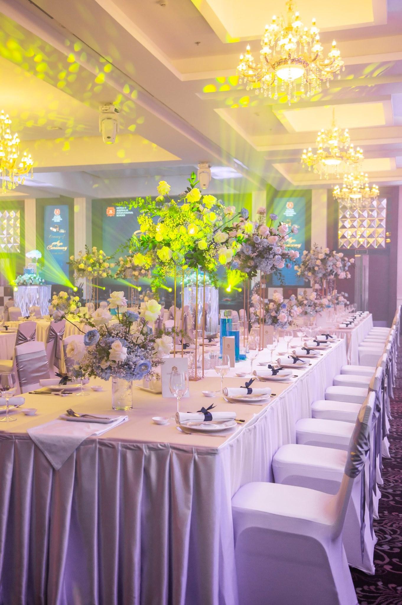 Sảnh Tiệc Cưới Nhà Hàng Luxury Palace Gò Vấp