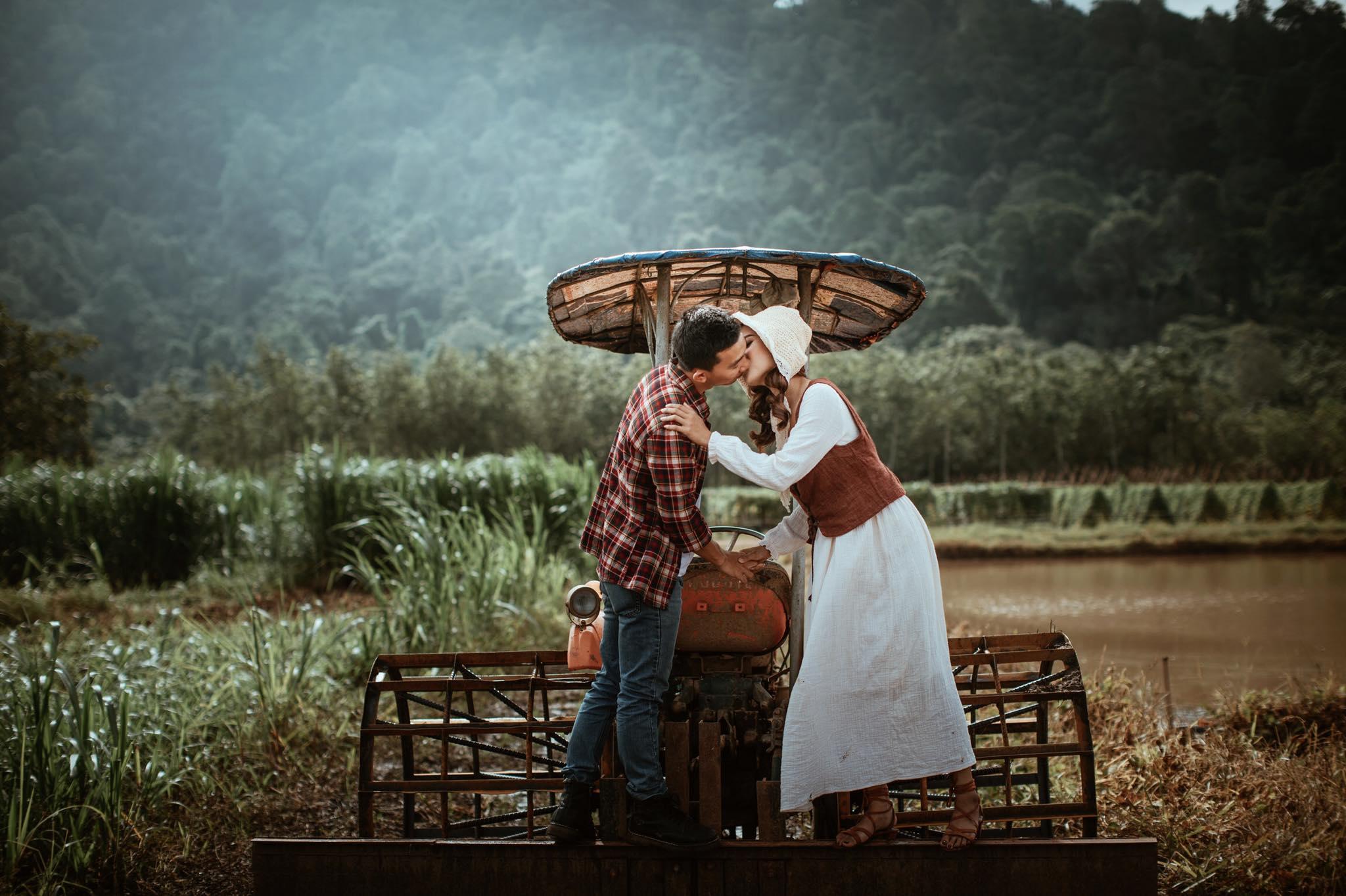 chụp hình cưới Bình Phước