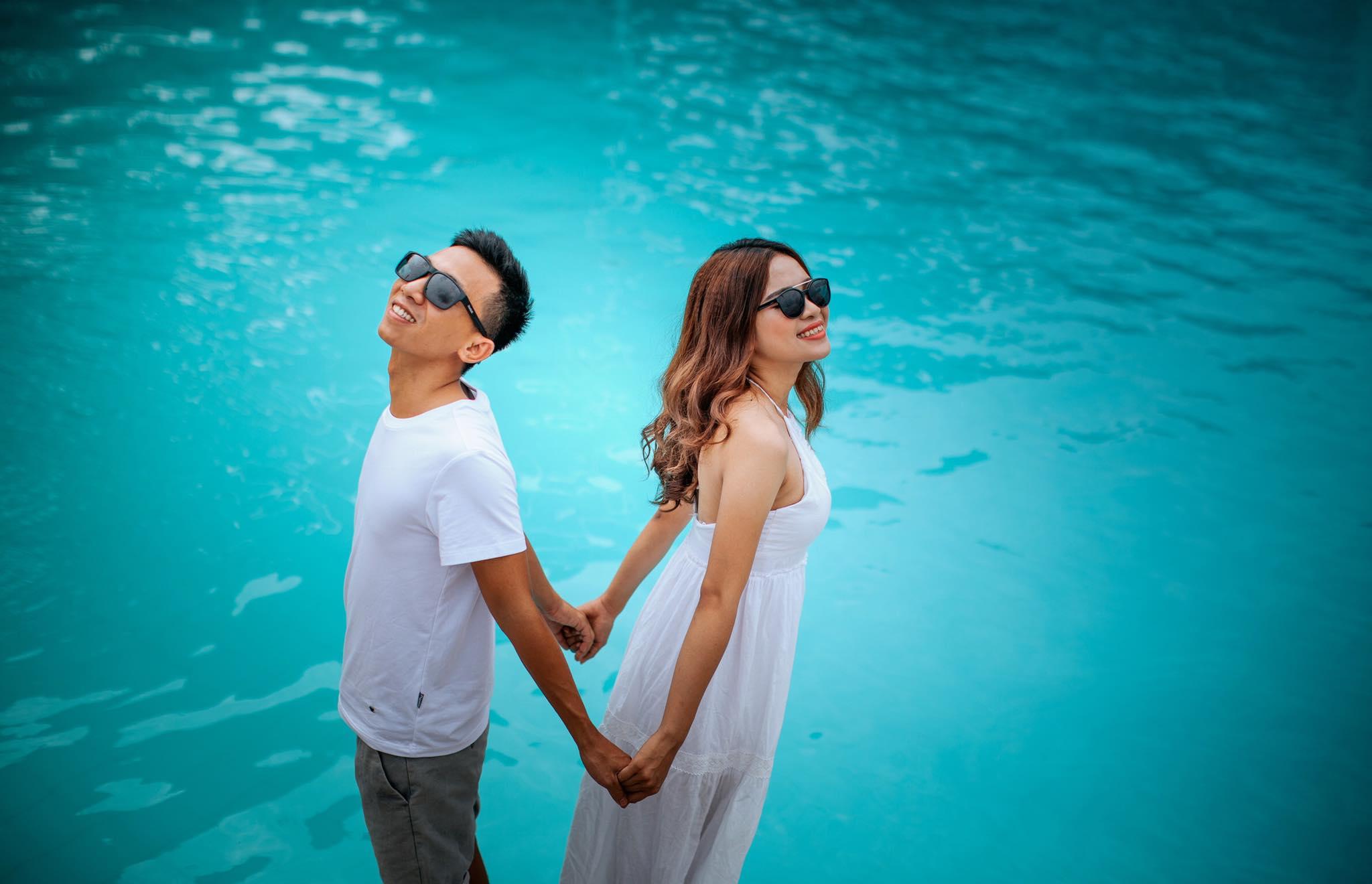studio chụp ảnh cưới đẹp ở Bình Phước