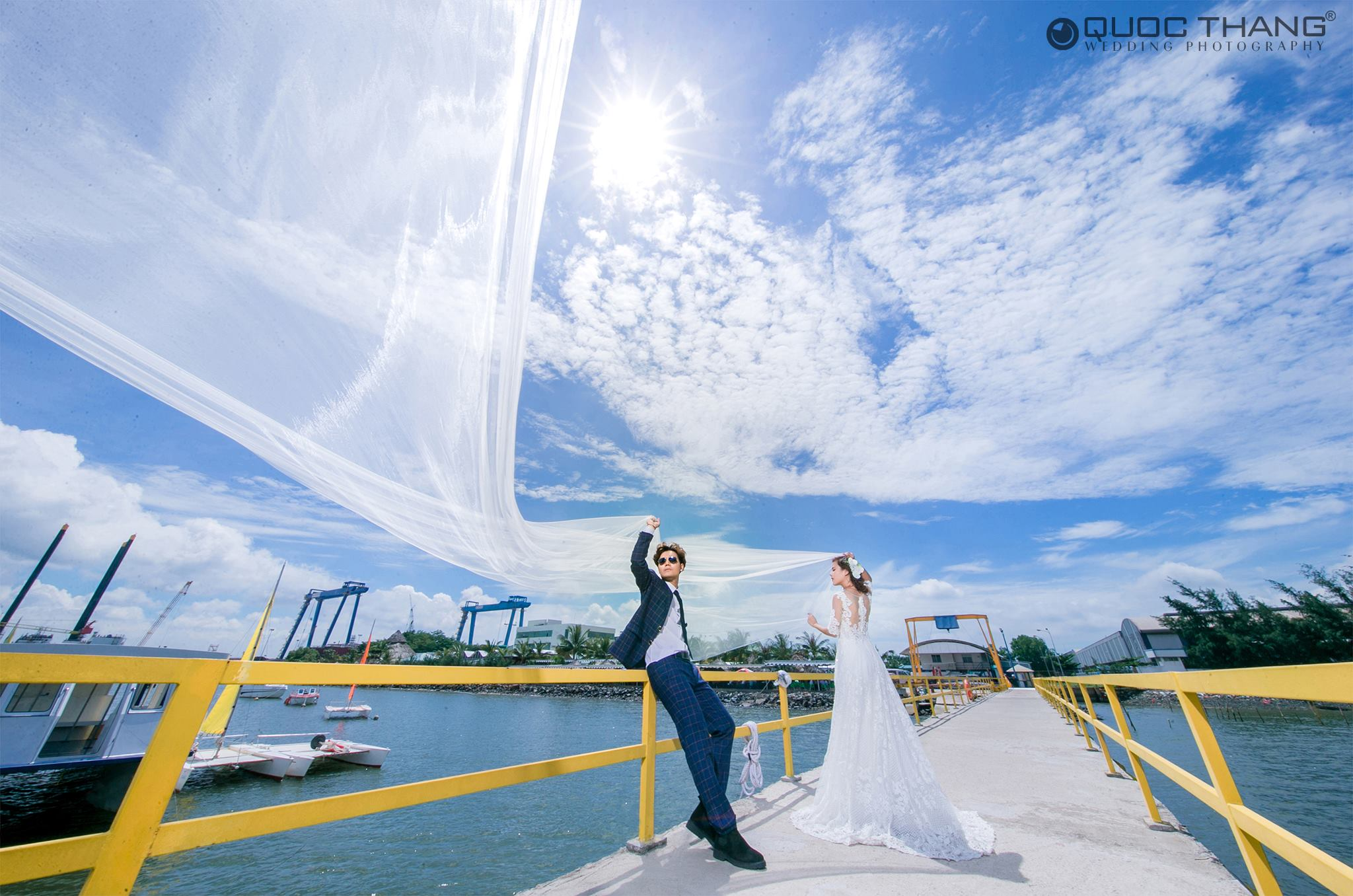 studio chụp ảnh cưới đẹp Bình Phước