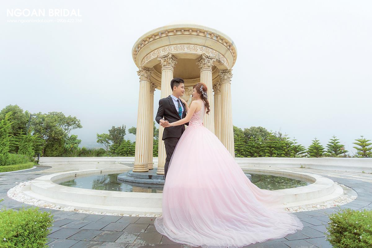 Ảnh cưới Bà Nà (Thanh Trà - Duy Anh)