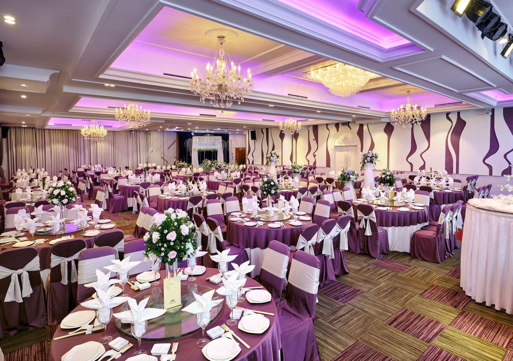 Trung tâm Hội nghị Tiệc cưới Callary - Nhà hàng tiệc cưới