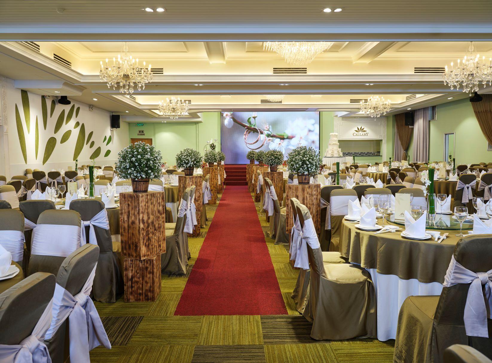 Sảnh Tiệc Callary Wedding & Events