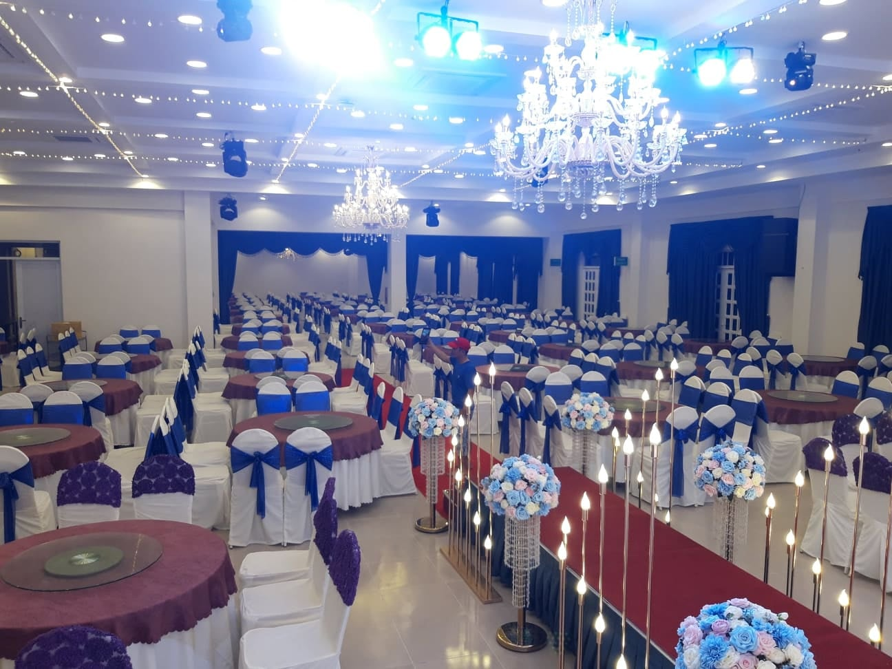 Sảnh Tiệc Rosa Palace Wedding & Event