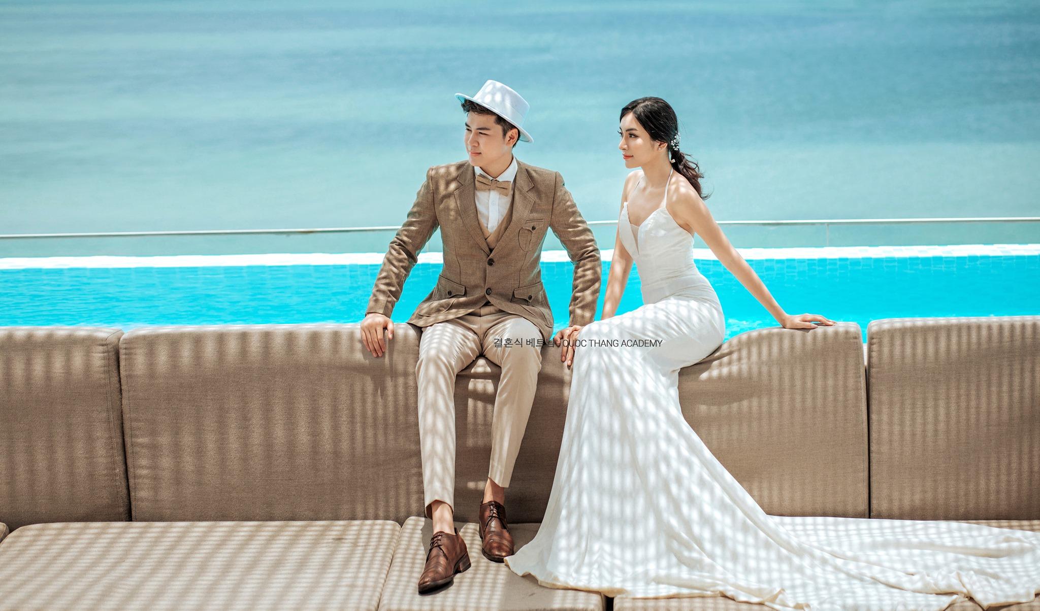 ảnh cưới đẹp Quốc Thắng studio Bình Phước