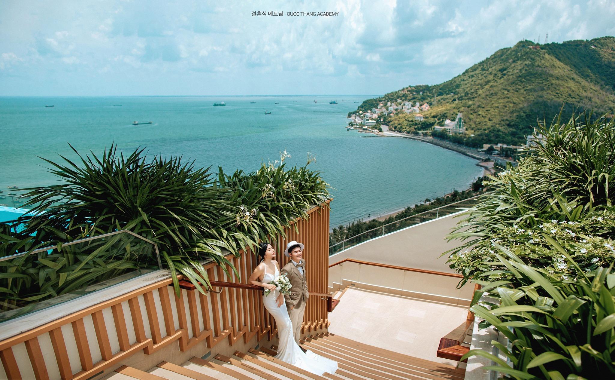 ảnh cưới đẹp ở biển