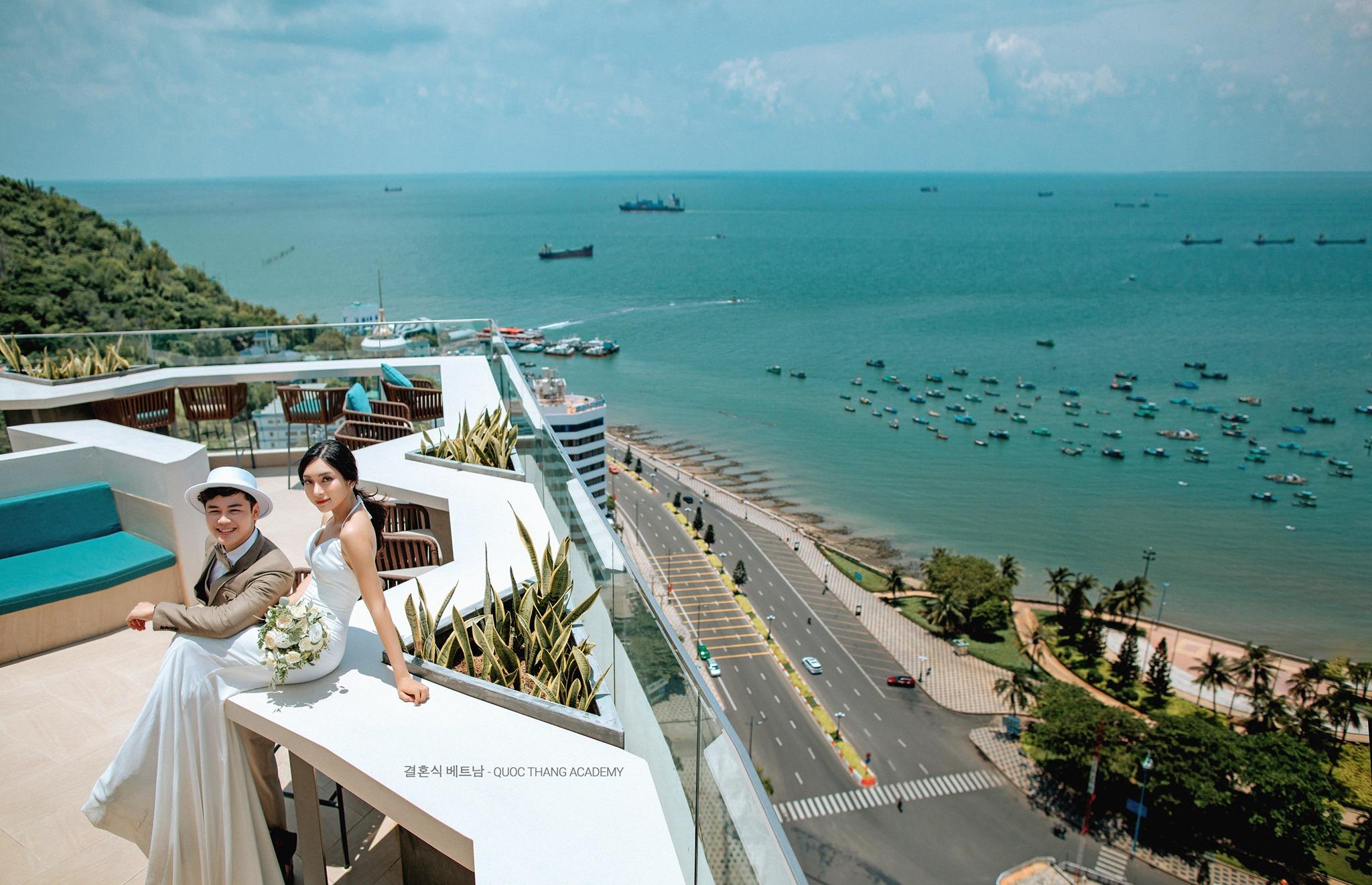 studio chụp ảnh cưới đẹp ở Vũng Tàu
