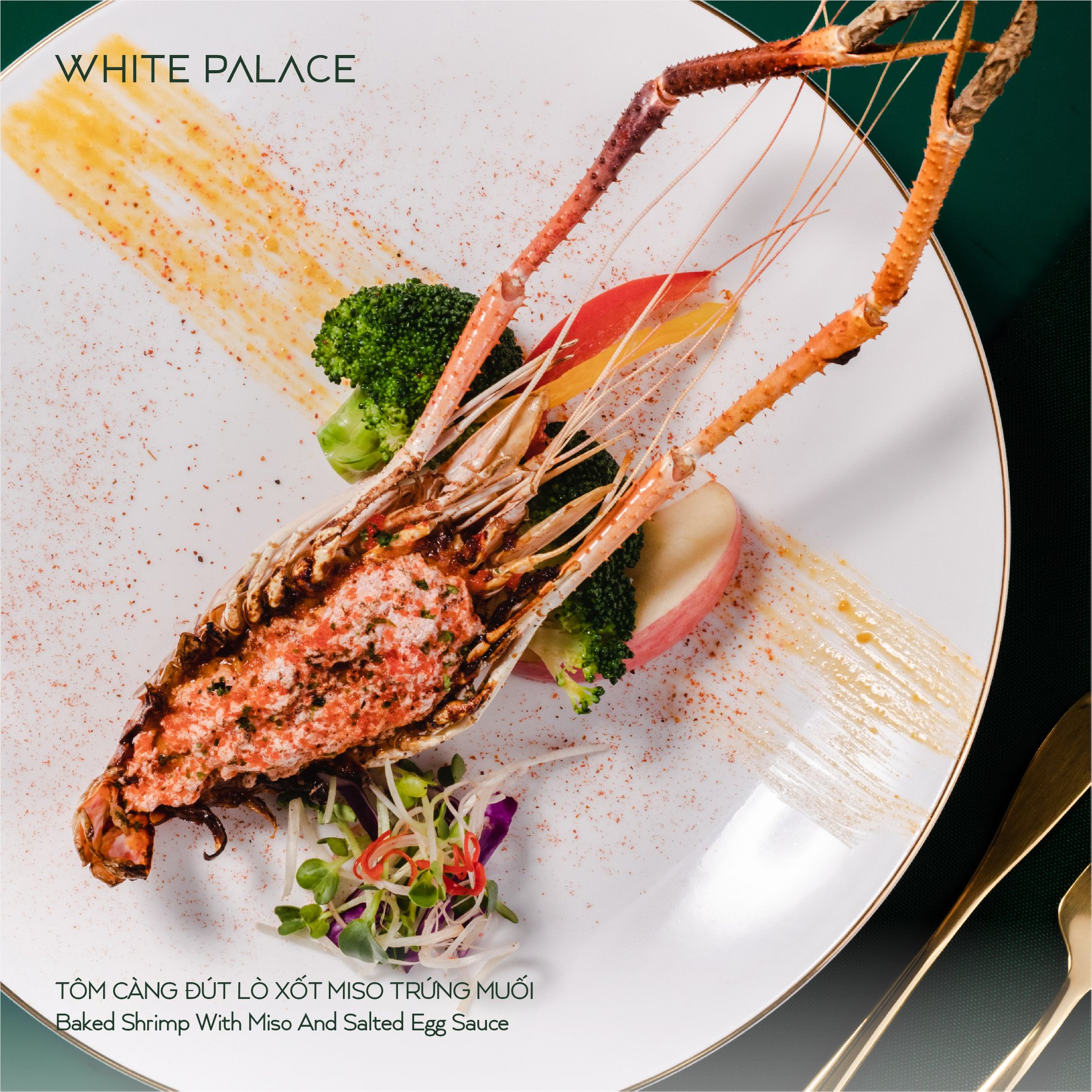 Thực đơn Nhà hàng tiệc cưới White Palace 5