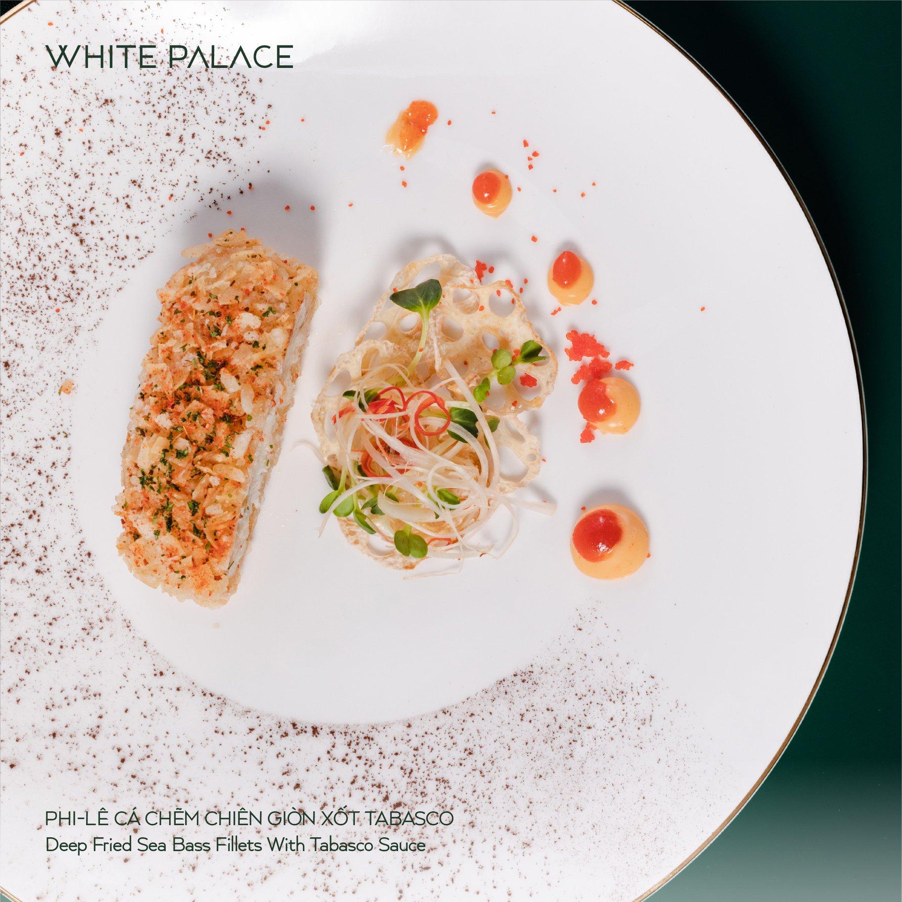 Thực đơn Nhà hàng tiệc cưới White Palace 6