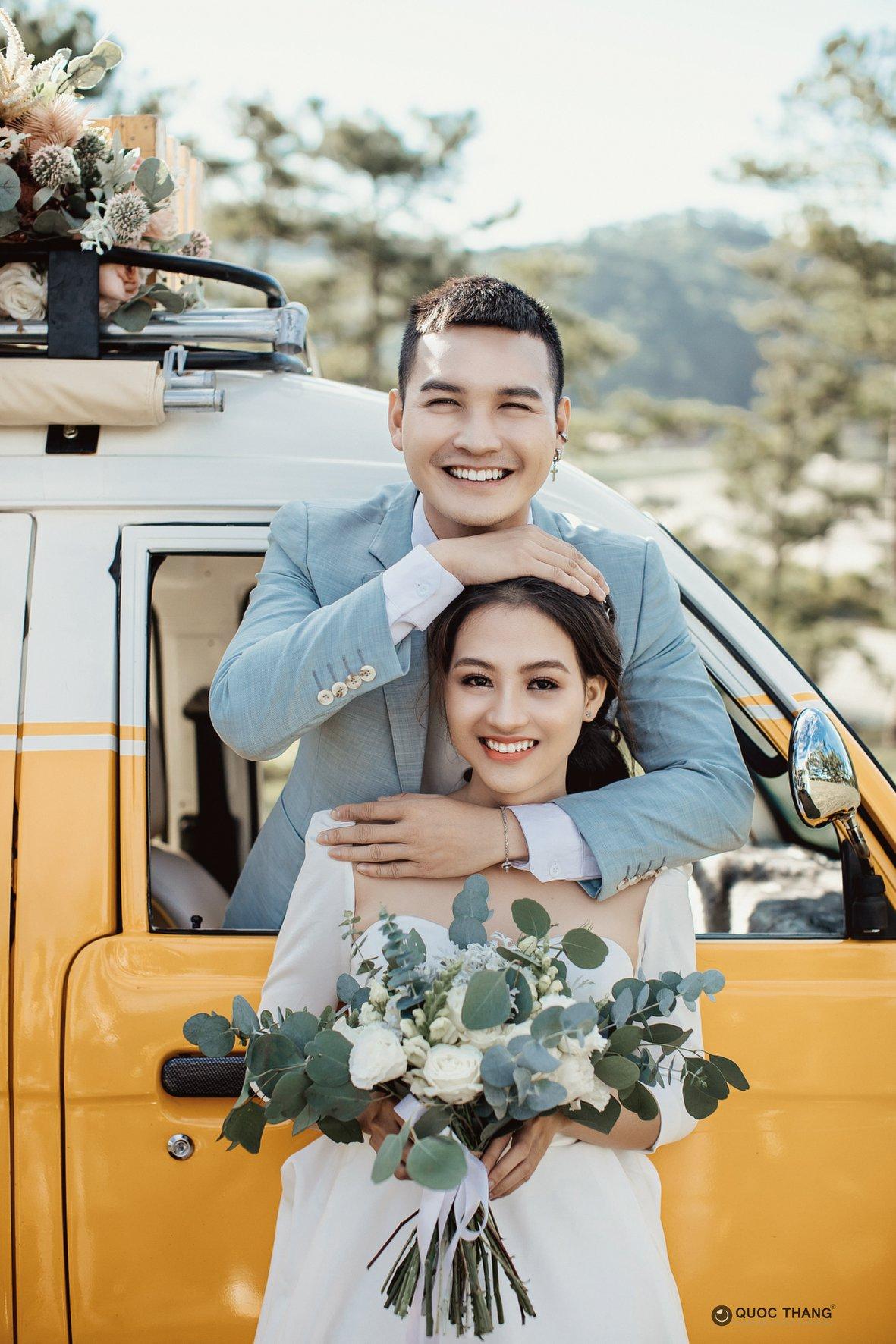 ảnh cưới đẹp Bình Phước
