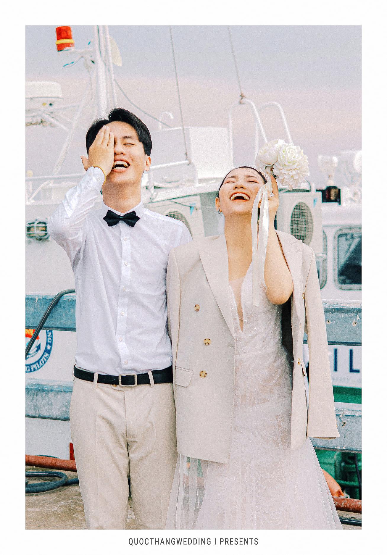 Quốc Thắng Studio chụp ảnh cưới đẹp Bình Phước