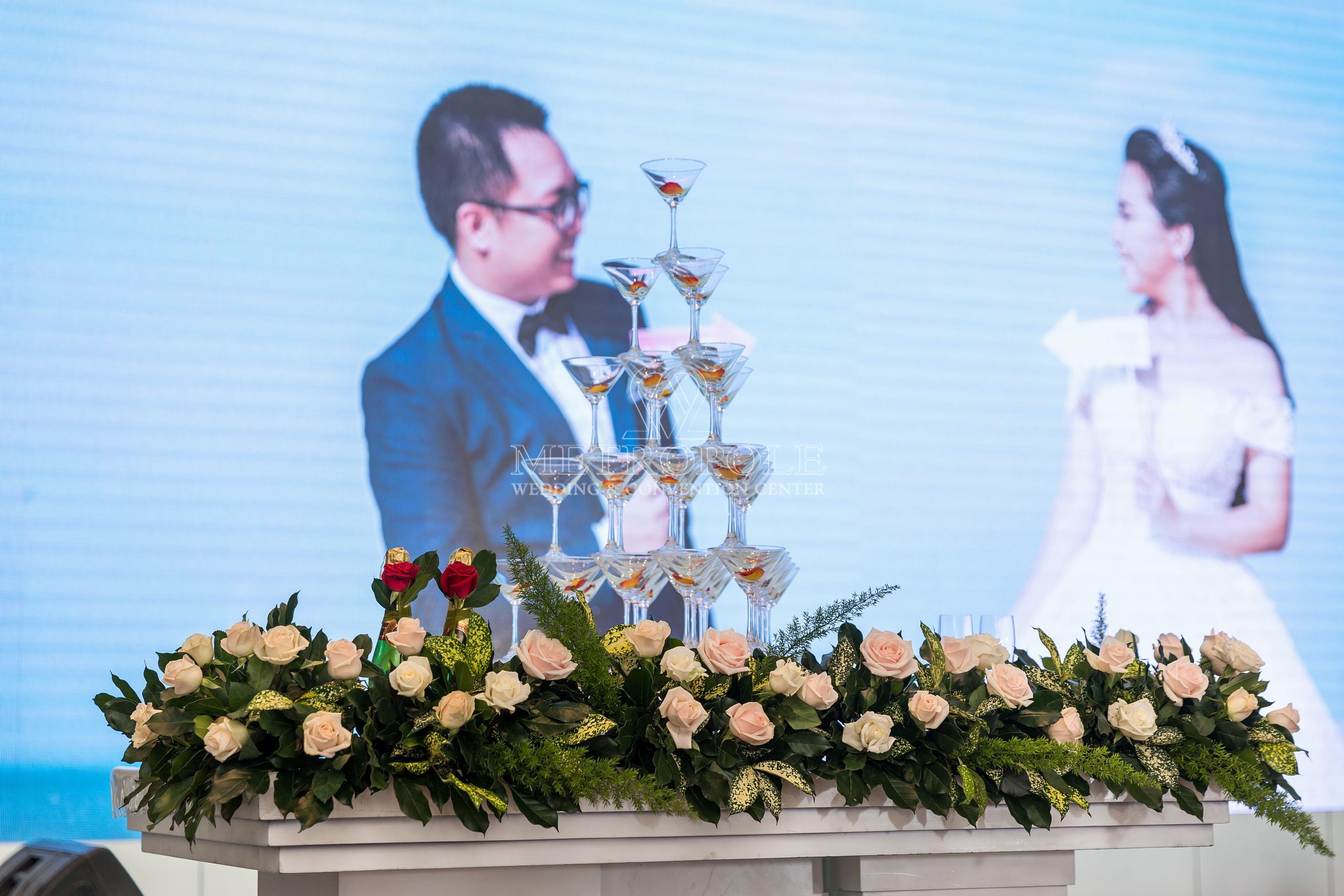 Sảnh Tiệc Cưới Sài Gòn - Metropole