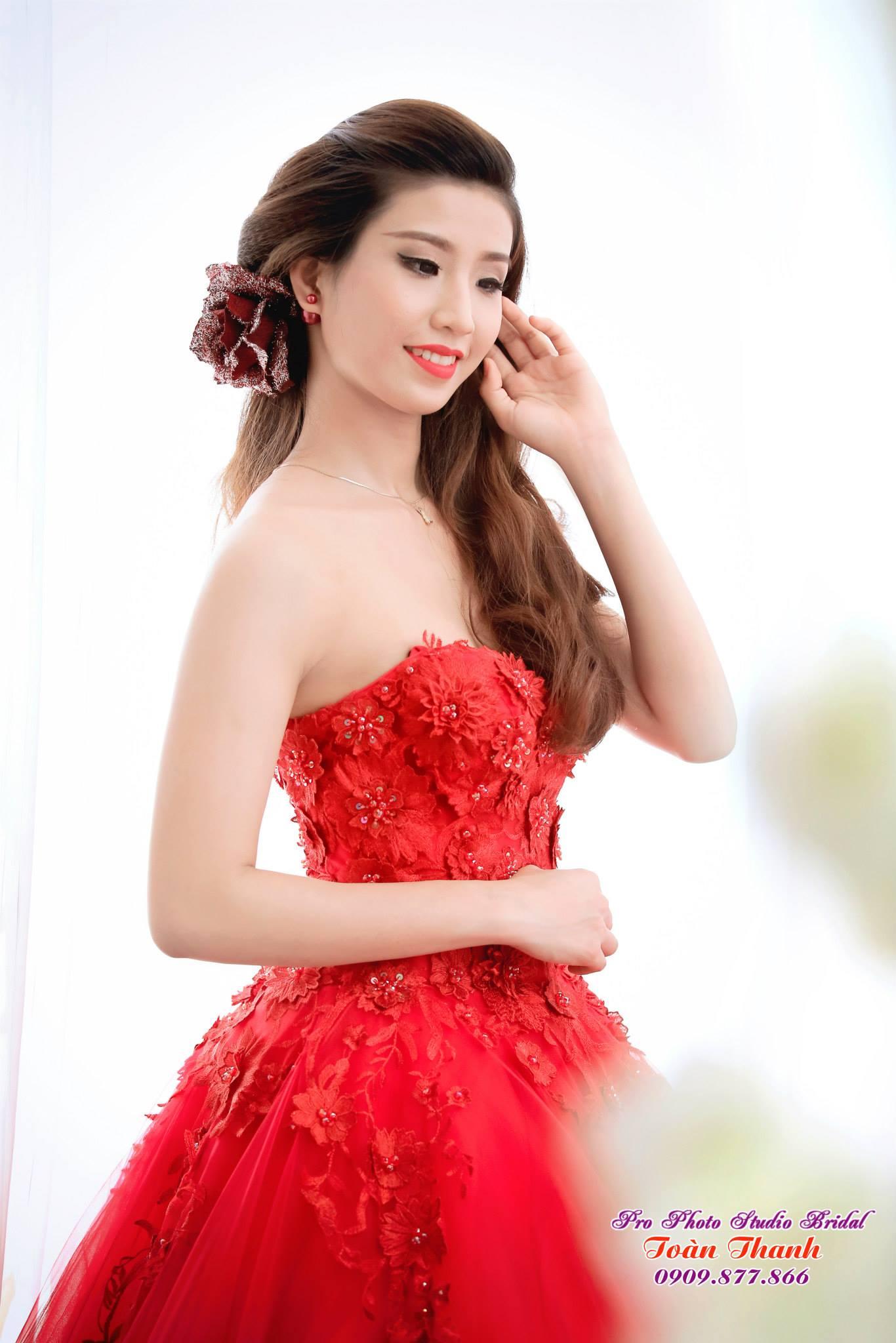 áo cưới Toàn Thanh