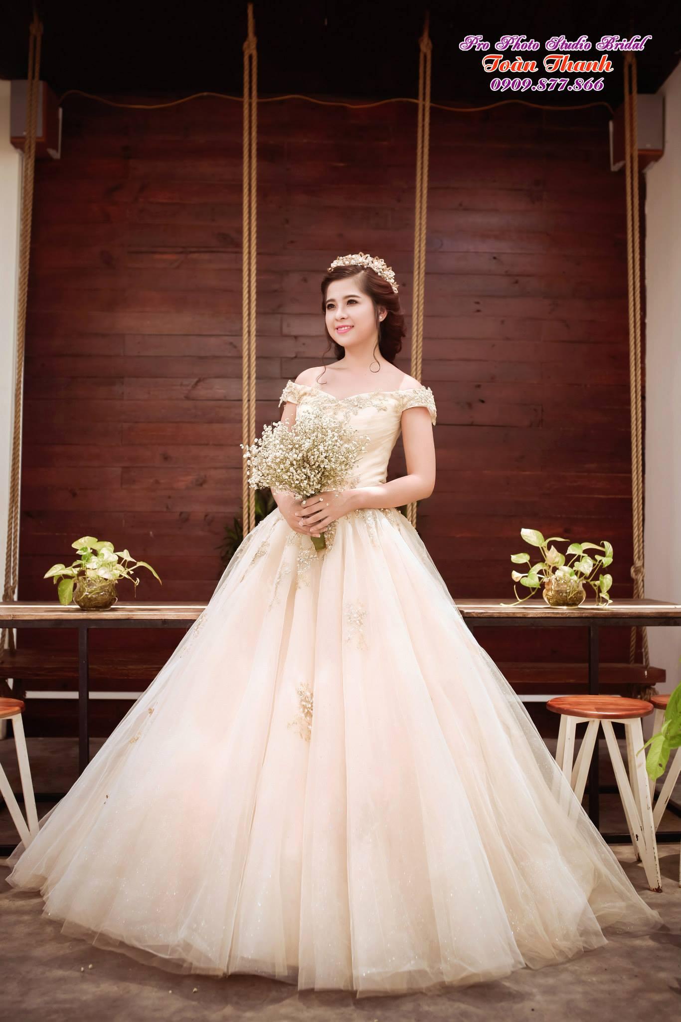 Váy Cưới Đẹp Nhất 2017
