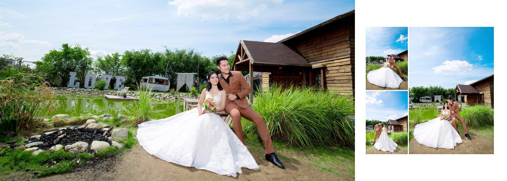 tiệm chụp ảnh cưới ở Bình Dương