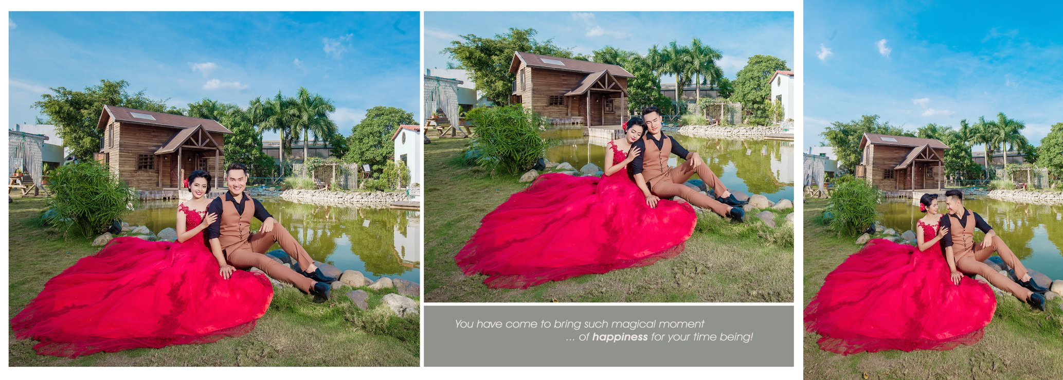 Toàn Thanh studio chụp ảnh cưới Bình Dương