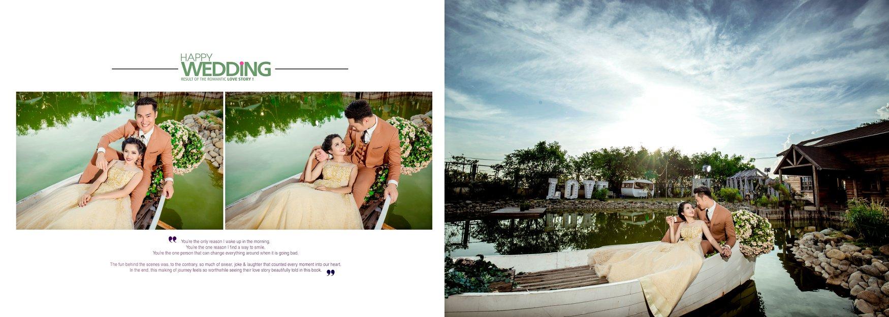 studio chụp ảnh cưới ở Bình Dương