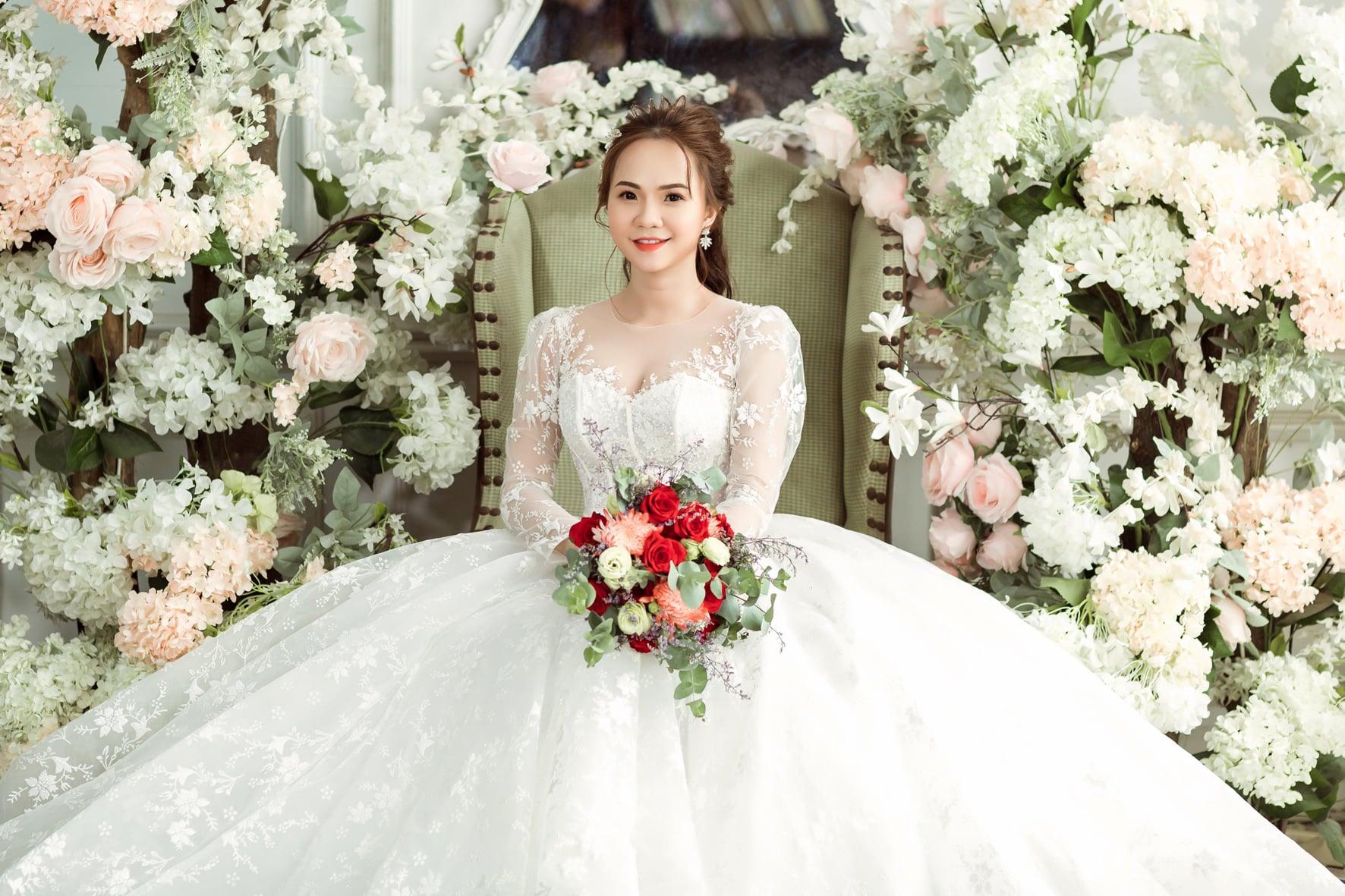 Chụp ảnh cưới Đẹp tại Bình Dương - Toàn Thanh Bridal